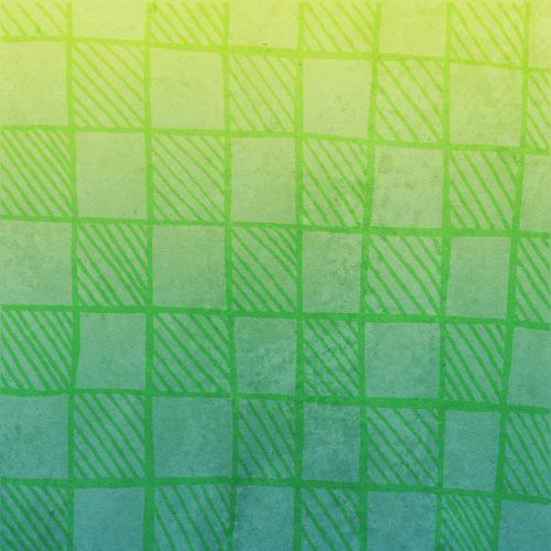 green background modern