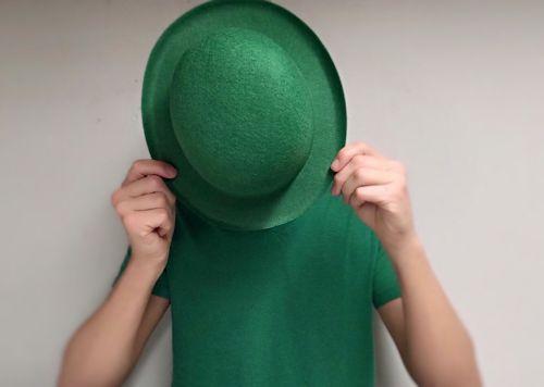 green irish st patricks day