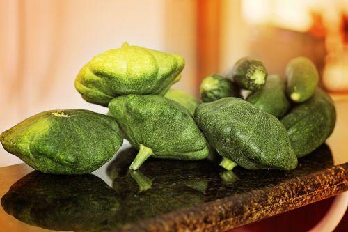 green squash food