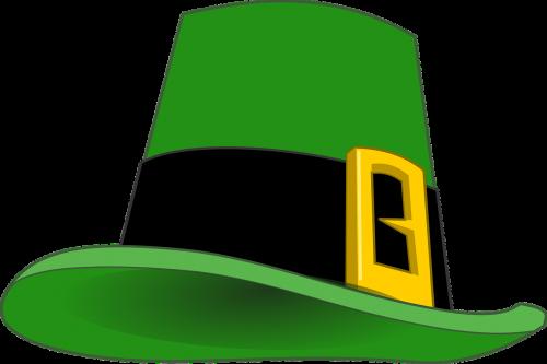 green hat leprechaun