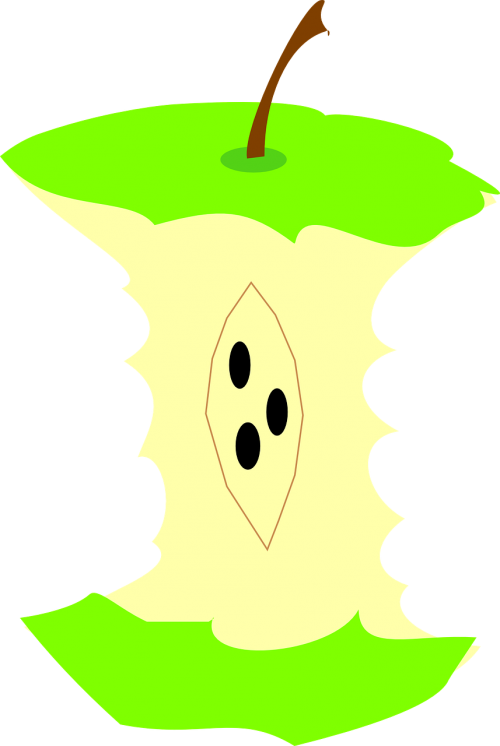green apple fall