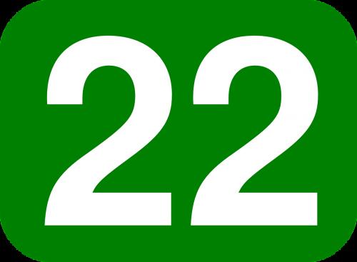 green white 22