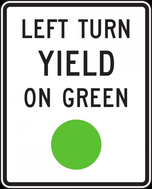green drive left