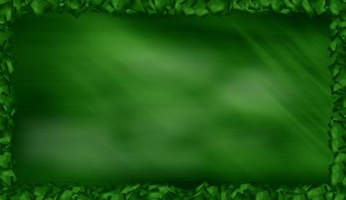 green frame texture