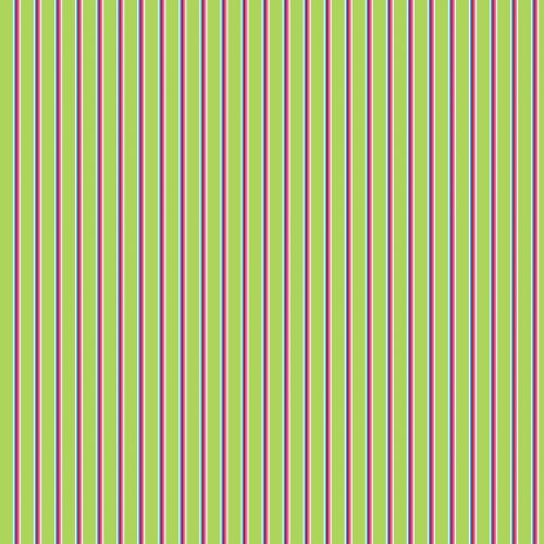 green vertical stripes