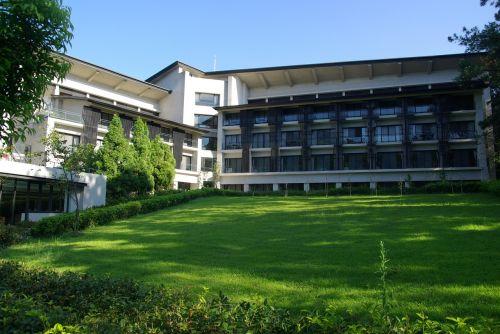 green building hostel