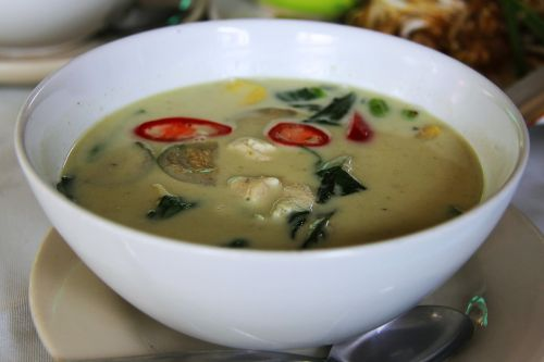 green curry curry chilli