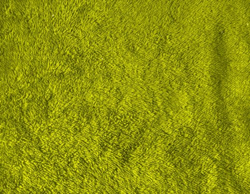 Green Fleece Fabric