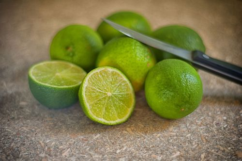 green lemon lemon fruit