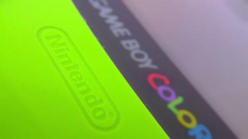 Nintendo, žaidimas berniukas spalva, konsolė, retro, vintage, rankinis, nintendo žaidimas nėščia, elektronika, technologija, žaidimų, 8 bitų, nešiojamas, žalias, žalia nintendo žaidimo berniukas spalva