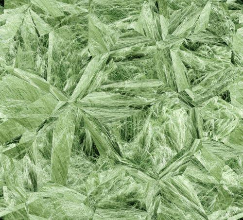 Green Poinsettia Seamless