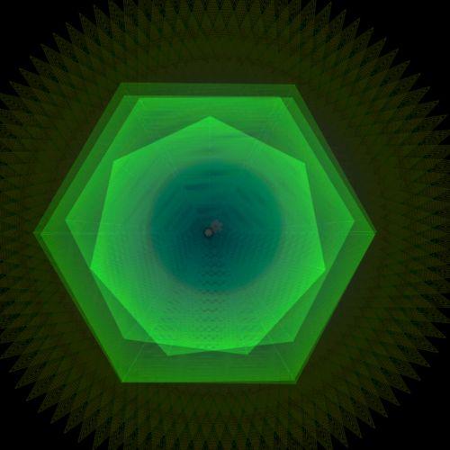 Green Polygons