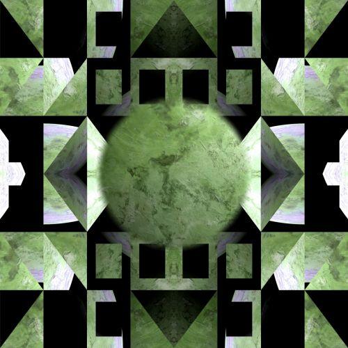 Green Tiles 2