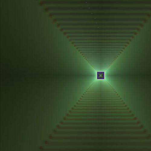 Green Tunnel 3