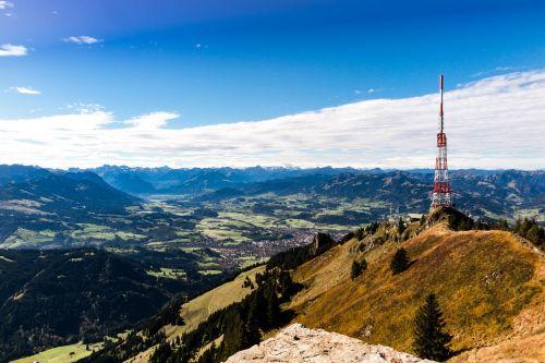 greened allgäu alpine foothills