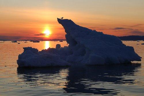 greenland  ilulissat  arctic
