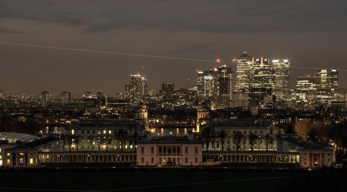 greenwich old royal naval college canary wharf