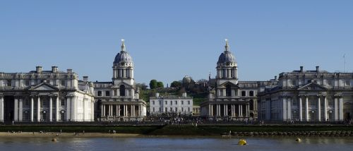 greenwich old royal naval college chapel