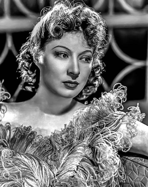 greer garson-hollywood film actress