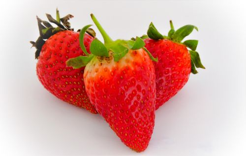 greet strawberry fruit