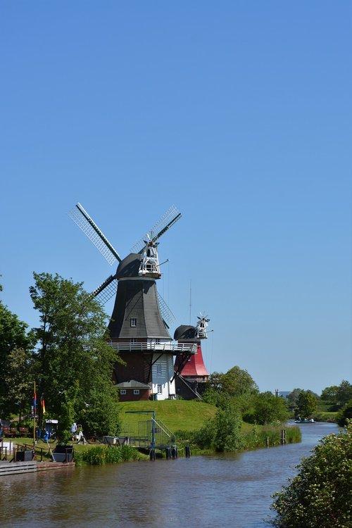 greetsiel  mill  windmill