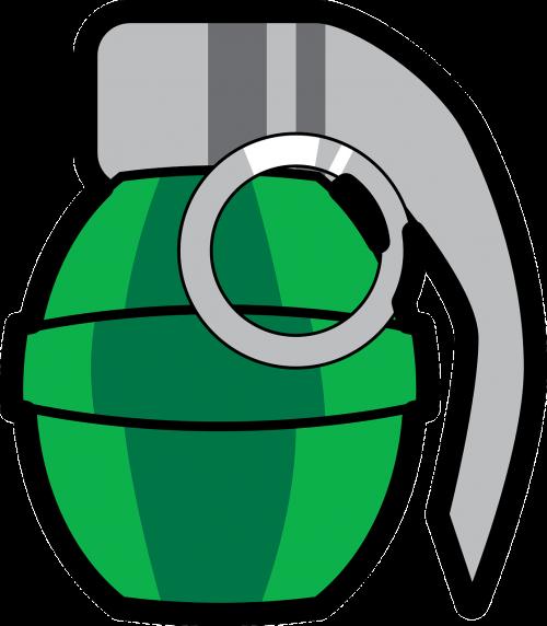 grenade bomb explosion