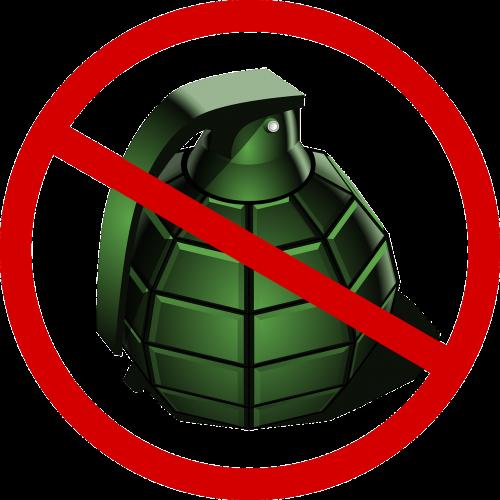 grenade deny war