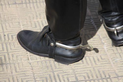 grenadier boot spur