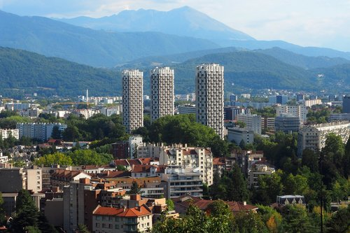 grenoble  3 rounds  france