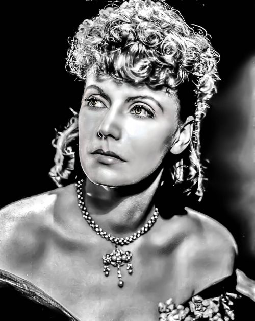 greta garbo-hollywood film actress