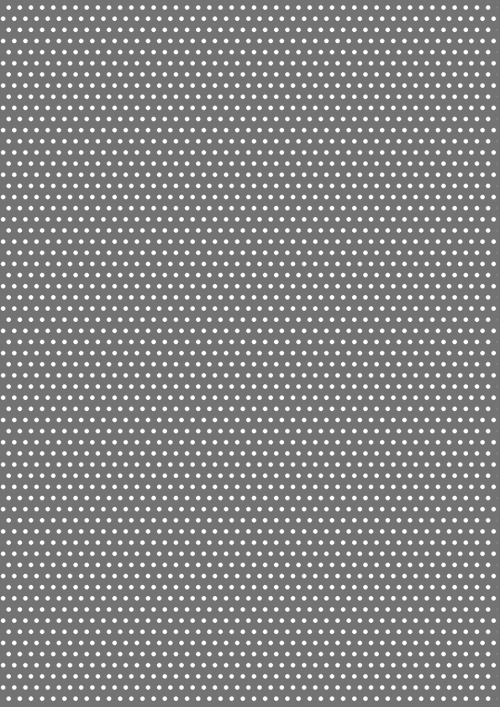 grey polka dot texture