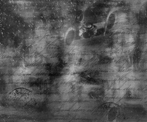 grey antique letter texture