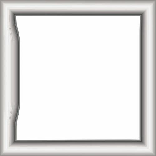 Grey Bulge Frame