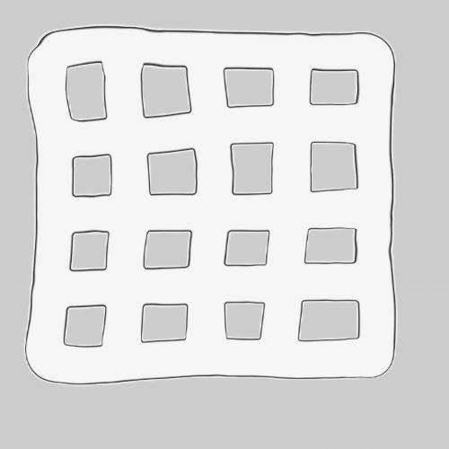 Grey Squares 1