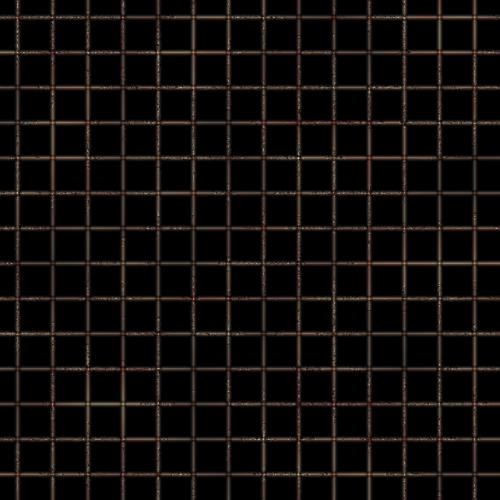 grid iron railings braid