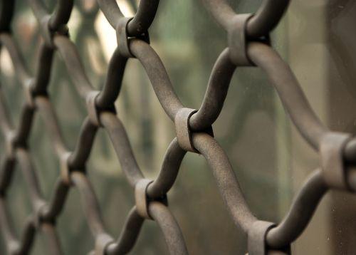 grid closure fence