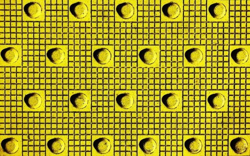 grid bump yellow