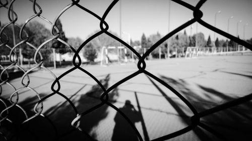 grid shadow darkness