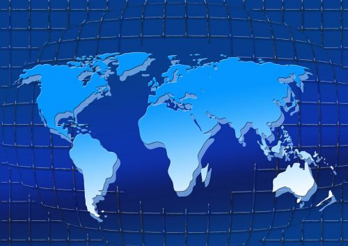 grid network continents