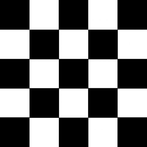 grid domino bank and black