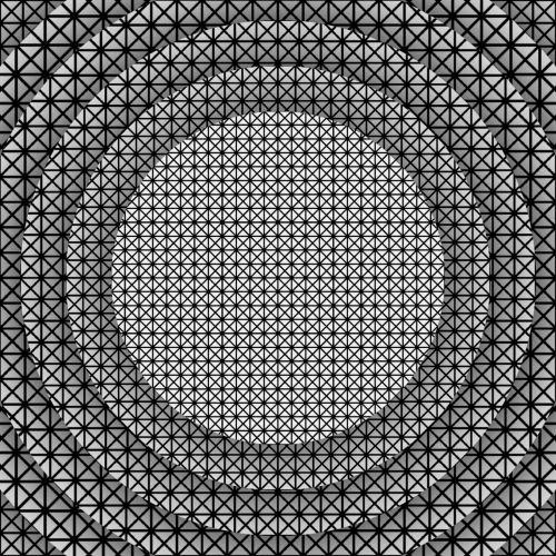 Grid Discs