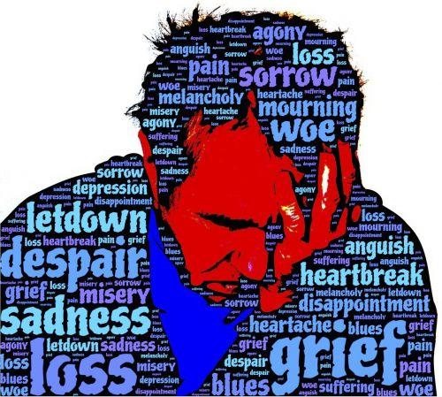 grief loss despair