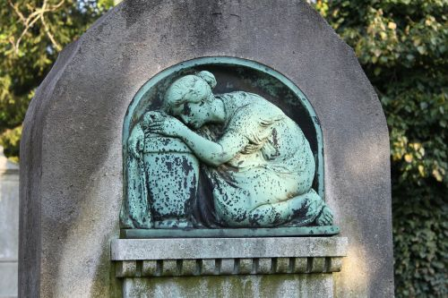grieve grave cemetery