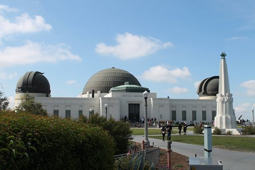 griffith observatory  los angeles  observatory