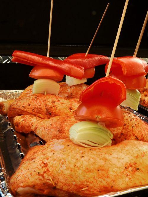 grill barbecue delicious