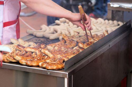 grill bratwurst sell
