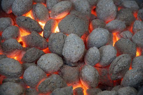 grill briquettes barbecue