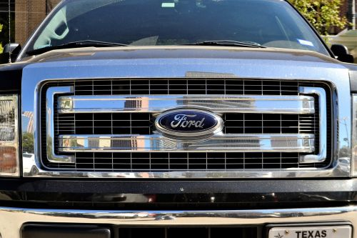 grill windshield ford f150