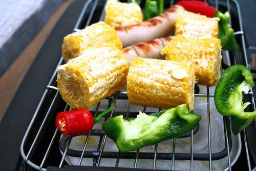 grill bbq shish kebab