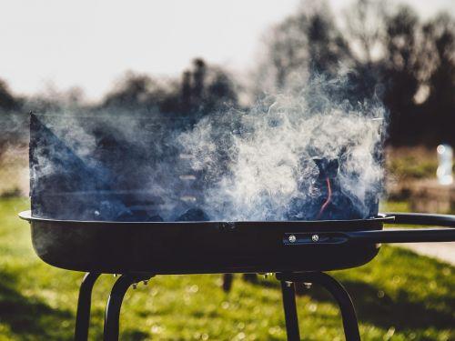 grill smoke barbecue